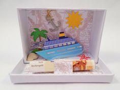 Money gift - travel