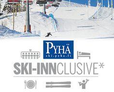 Voita hiihtopaketti Pyhälle! http://www.lumipallo.fi/skiexpo/
