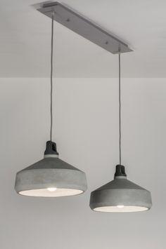 Passez par ce lien https://www.lumidora.com/fr/   E-mail: fr@lumidora.com . Téléphone: L'helpdesk est joignable par téléphone de lundi au vendredi: Helpdesk français: 09 75 18 42 31 Helpdesk Belgique Wallonie / Bruxelles: 02 588 68 90 Pas de frais de livraison . Convient pour LED . lampe lumières suspension / luminaires  suspension . .  « Boris 2 » suspension tendance dans un design béton ! Une lampe Les 2 luminaires en béton sont tenus par 2 câbles gris reliés à la plaque de plafond en…