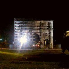 Rome Arco di Costantino #rome #ig_rome #romance #love #photooftheday #picoftheday #picoftheweek #instagood #instapic #instamood #instalike #ig_watchers #trip #travelling #travel #fineliving #nomads #nomad #photography #photo #photographer #urban #architecture #art #monument #night #travelisthenewclub #instaphoto #ig_photolove www.raffaelericciardi.com
