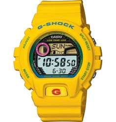 G-Shock GLX6900A-9 Watch - Yellow