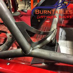 Need gussets?  #cnc #plasma #weld #fabricating #steel #metal #racing #4x4 #mud #jeep #ultra4 #roll #cages #welding