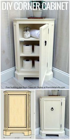 Shabby Corner Cabinet  Vintage Cabinet Chippy Cabinet Corner Impressive Corner Dining Room Hutch Decorating Inspiration