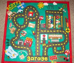 Feizy Rugs A girl and a glue gun car mat and many other felt mat ideas