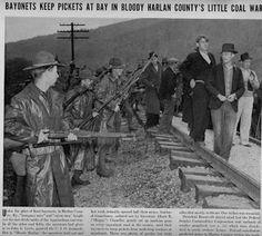 Harlan County, Kentucky, 1939