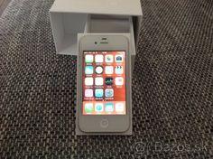 Apple Iphone 4S 16GB biely,ako novy - 1
