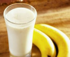 How to make a delicious banana smoothie   Ingredients:  2 ripe bananas 1/2 cups of milk 1/2 of ice cubes 4 tablespoons of white sugar   Directions:  1. Add the sugar, milk, and bananas in a blender  2. Blend to a smooth consistency.  3. Serve and ENJOY!!!