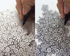 WEBSTA @ visothkakvei - Hand-drawn and 3D-like #original #art #visothkakvei