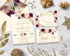 Hey, I found this really awesome Etsy listing at https://www.etsy.com/listing/492703325/boho-wedding-invitation-printable