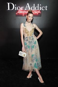 Jaime King wore a #Dior Spring 2017 outfit to #DiorBeauty's launch of the #DiorAddict Lacquer Stick: https://www.instagram.com/p/BQSan-YFxc-  The Fashion Court (@TheFashionCourt) | Twitter
