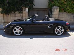 Check out boxster 1999 Porsche Boxster in st.julians, for ride specification, modification info and photos and follow boxster's 1999 Porsche Boxster for updates at CarDomain.