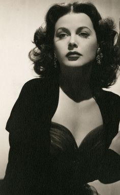 """I don't fear death because I don't fear anything I don't understand. When I start to think about it, I order a massage and it goes away."" Hedy Lamarr"