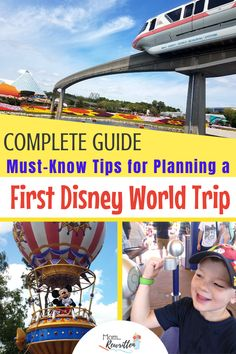 No need to get overwhelmed planning your first Disney World vacation, the helpful tips here will walk you through the process. Includes where to research, maximizing your time in the parks, tips on where to stay and how to get free concierge service when booking your Disney vacation! 100  practical tips to make your trip the most magical! #DisneyWorld #Disney #DisneyTravel #DisneyTrip #TravelPlanning #TravelwithKids #FamilyTravel Disney World Tickets, Disney World Parks, Disney World Resorts, Disney Vacations, Disney On A Budget, Disney World Vacation Planning, Trip Planning, Disney World Tips And Tricks, Disney Tips