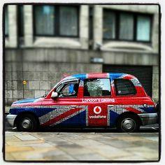 London cab (by J Horak-Druiff)
