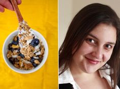 The Ultimate Cluster Granola from Melissa of The Traveler's Lunchbox — Breakfast with a Blogger