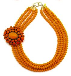 Elva Field's Necklace