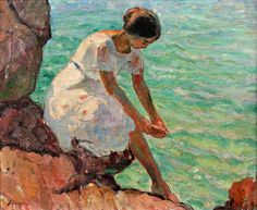 1920 Henri Lebasque