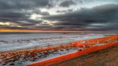 Fire & Ice on Lake Michigan in Southwest Michigan :) ~Click To Read Our Blog ~Click To View Gallery of Southwest Michigan Lakefront Scenery ~Click to View Lakefront Homes For Sale in Southwest Michigan #southhaven #michigan #lakefront #lakemichigan #puremichigan #winter #landscape #landscapephotography