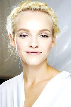 Natural Wedding Makeup Fair Skin : Jaimee A on Pinterest