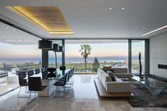 Modern family home in Green Point, Cape Town, South Africa. By Three14 Architects - three14 a r c h i t e c t s