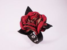 FREE SHIPPING Handmade woman bracelet from genuine by LEATHERELY