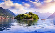 Visiter lac de Come pour voir la beauté de la nature eau et montagne Bellagio Italie, Milan, Destinations, Jolie Photo, Nature, Europe, Vacation, Landscape, Travel
