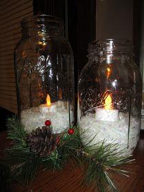 Love To Decor 8: THRIFTY CHRISTMAS DECOR