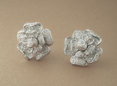 Diamond Earrings. www.emaurice.com    Call today to make an appnt 415.437.3216    Like us on FB!  https://www.facebook.com/MauriceJewelry