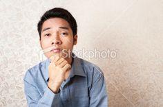 Filipino Man Royalty Free Stock Photo