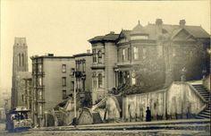California Street, San Francisco (1890)