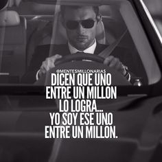 Yo soy Bossy Quotes, Mentor Of The Billion, Quotes En Espanol, Millionaire Quotes, Motivation Goals, Rich Life, Just Do It, Better Life, Inspire Me