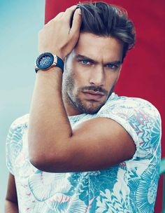 Goncalo Viriato Teixeira for Guess Spring/Summer 2014 Beautiful Women Quotes, Beautiful Tattoos For Women, Strong Women Quotes, Beautiful Black Women, Gorgeous Men, Beautiful Boys, Beautiful People, Handsome Men Quotes, Handsome Arab Men
