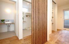 浴室の写真: 集う家 | homify