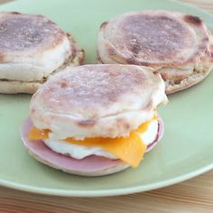 Skip the drive-thru and make your favorite breakfast sandwich at home.