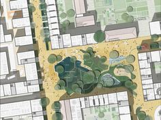 х Architecture Graphics, Landscape Architecture, Urban Design Diagram, Schematic Design, Landscape Concept, Living Environment, Building Structure, Master Plan, Sustainable Living