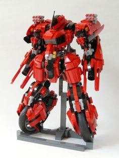 B's pick w/ link to site--40 lego robots