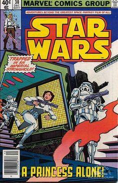 Star Wars Comics Marvel