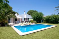 Villa Parque, Calan Blanes, Menorca, Spain. Find more at www.villaplus.com