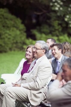 Your Family's Reactions  There are a lot of things to focus on during your ceremony – the words of your officiant, your very-soon-to-be spou...