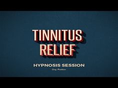 Tinnitus: Turning Down the Volume | Free Hypnosis Session