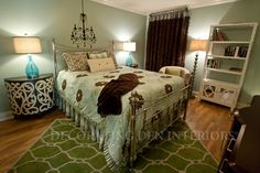 Room designed by Cheryl Scurlock & Jeannette Babineaux