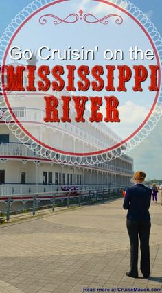 Mississippi River Cruise Aboard Queen of the Mississippi Cruise Tips, Cruise Travel, Travel Usa, American River Cruises, Mississippi River Cruise, Mississippi State, American Cruise Lines, Vacation Trips, Vacation Ideas