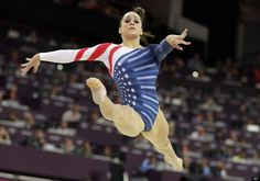 Jordyn Wieber at the 2012 Olympic games<3