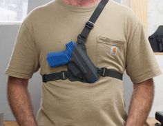 Chest Holster ft. www.raeind.com  or  http://www.amazon.com/shops/raeind