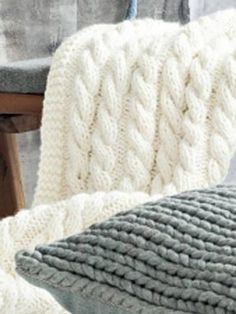 Nordic Yarns and Design since 1928 Easy Knitting, Knitting Yarn, Crochet Home, Knit Crochet, Baby Clothes Blanket, Sheepskin Rug, Crafts To Do, Merino Wool Blanket, Handicraft