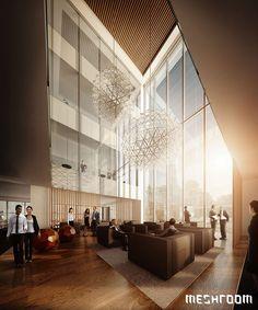 Shanghai Bund  | China - 3D, Architectural Visualisation, Meshroom, Interior