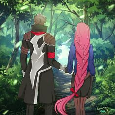 Mobiles, The Legend Of Heroes, Mobile Legend Wallpaper, Darling In The Franxx, Mobile Legends, Sweet Couple, Aesthetic Anime, All Art, Character Design