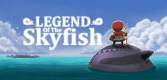 La Légende de Skyfish : le Zelda-like de Crescent Moon bientôt disponible sur Android - http://www.frandroid.com/android/applications/jeux-android-applications/378798_legende-de-skyfish-zelda-like-de-crescent-moon-bientot-disponible-android  #Jeux