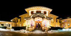 Wheatleigh--wedding venue--Lenox/Stockbridge, MA. A Hidden gem. 22 acre private estate - An idyllic setting for a wedding. Tiffany windows - A Florentine palazzo in the Berkshires