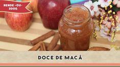 doce de maçã da Vivi